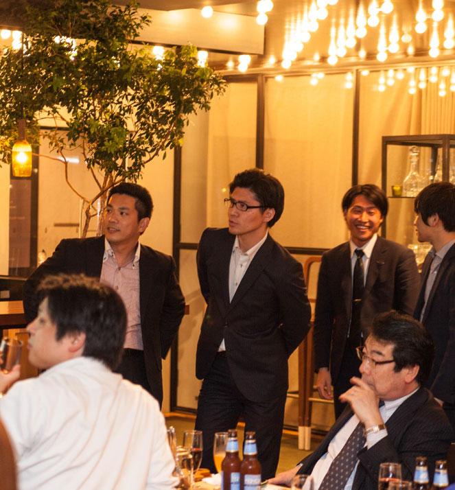 2015年4月 新入社員歓迎会